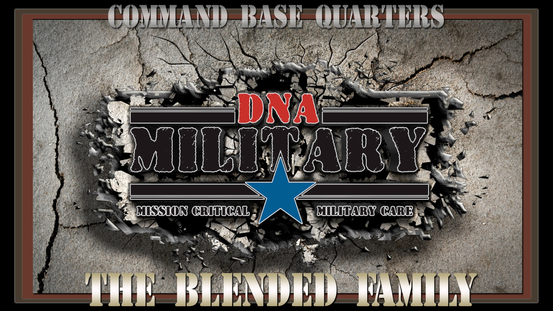 The Blended Family - CBQ
