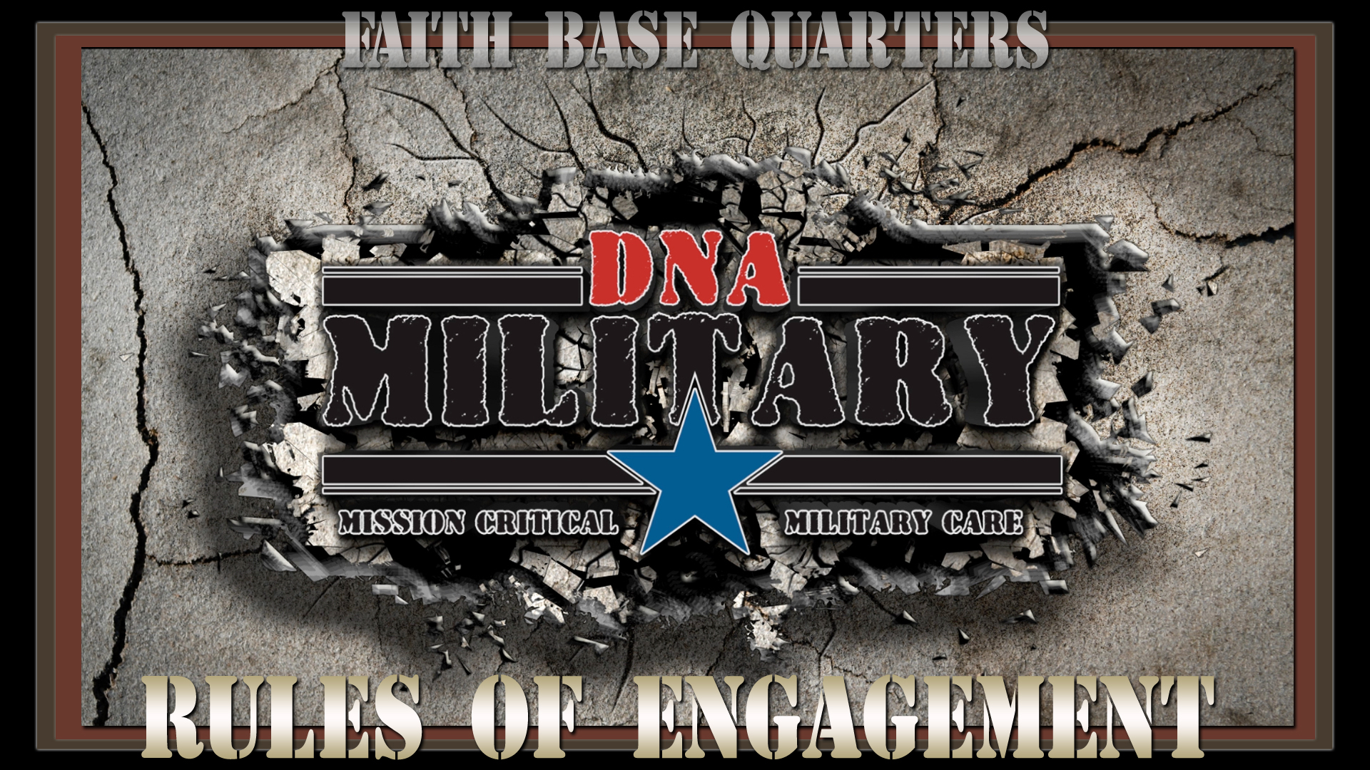 Rules of Engagement - FBQ
